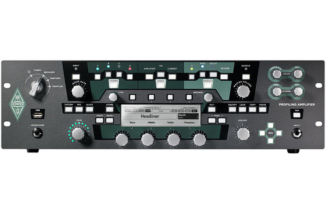 Kemper Profiler Rack - The Bass Gallery