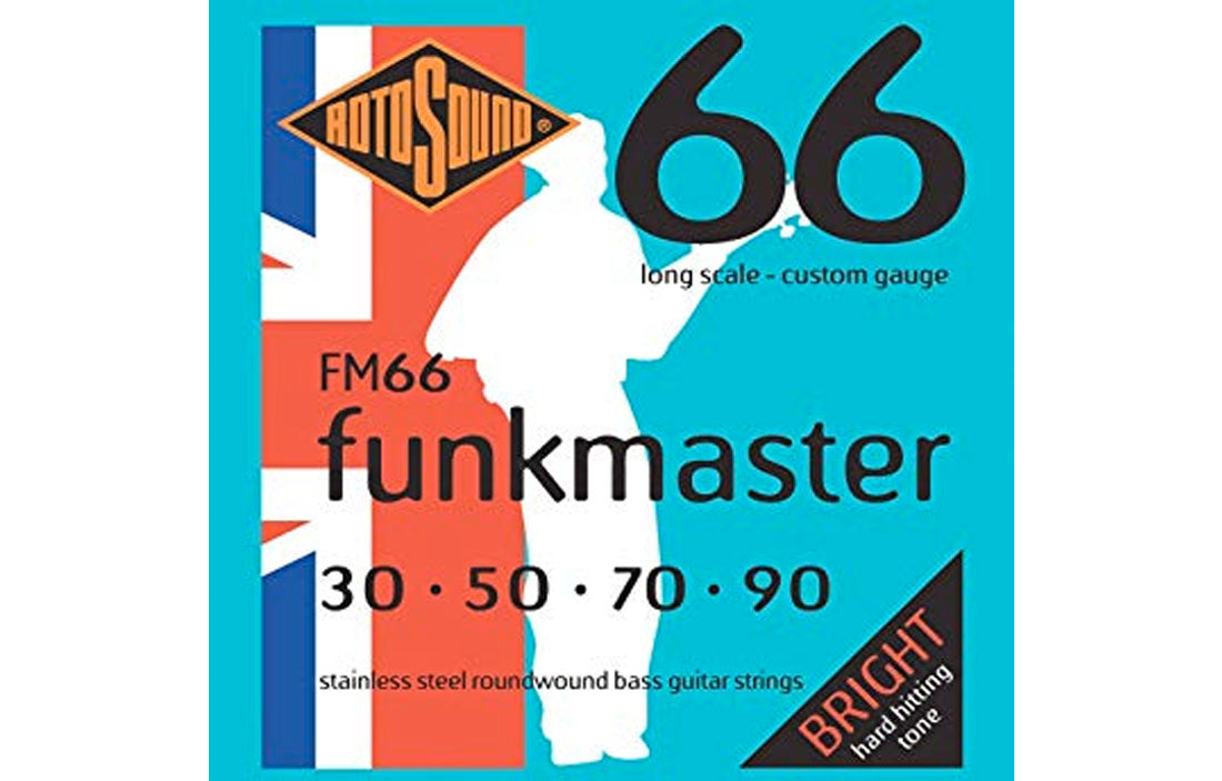 Rotosound Funkmaster - The Bass Gallery