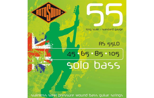 Rotosound Solo Bass 55 - The Bass Gallery