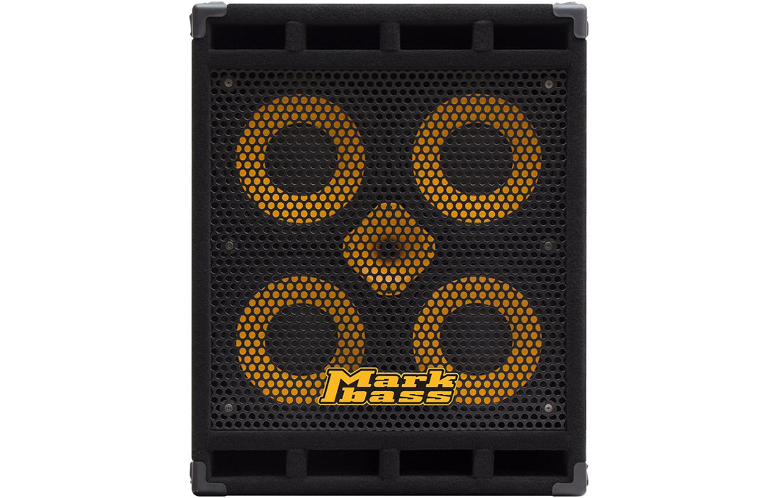 MarkBass STD 104HF - The Bass Gallery