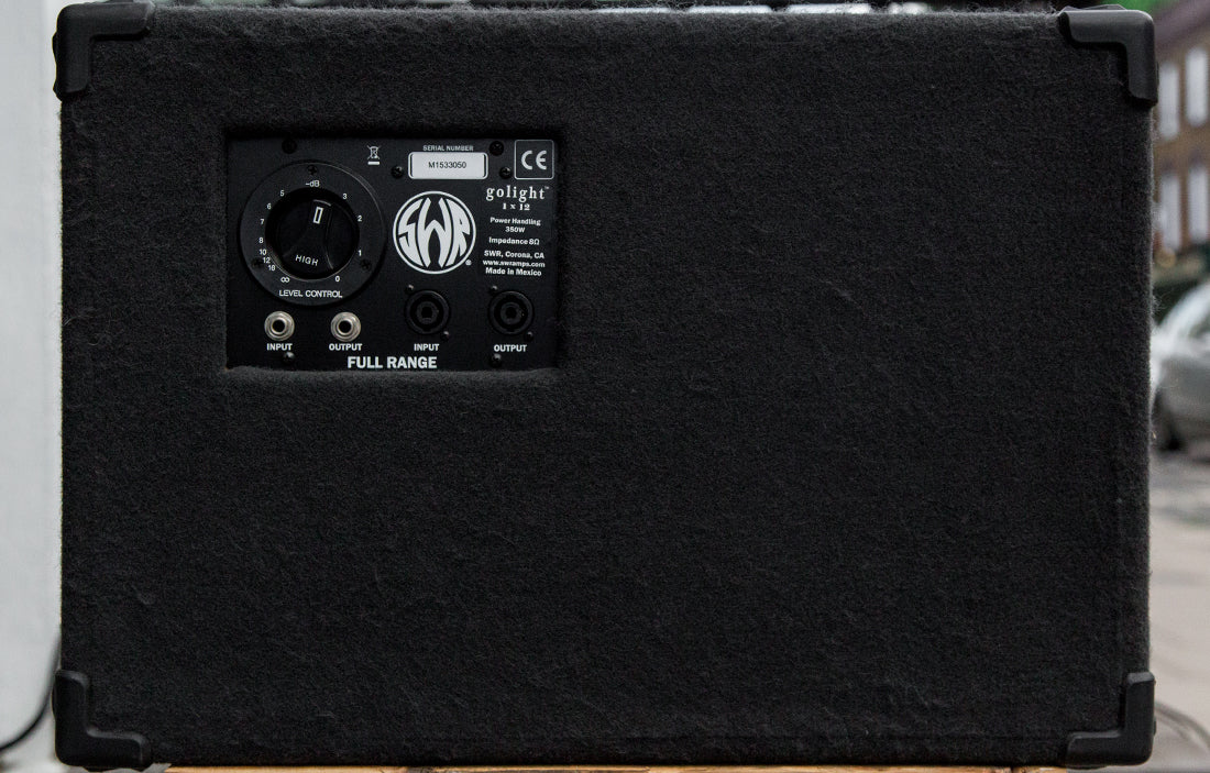 SWR Golight 1x12 (EX-DEMO) - The Bass Gallery