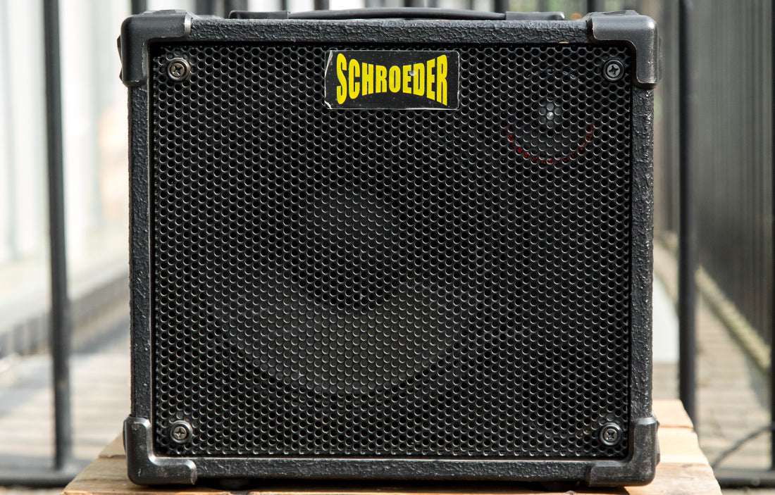 Schroeder Mini 10L (EX-DEMO) - The Bass Gallery