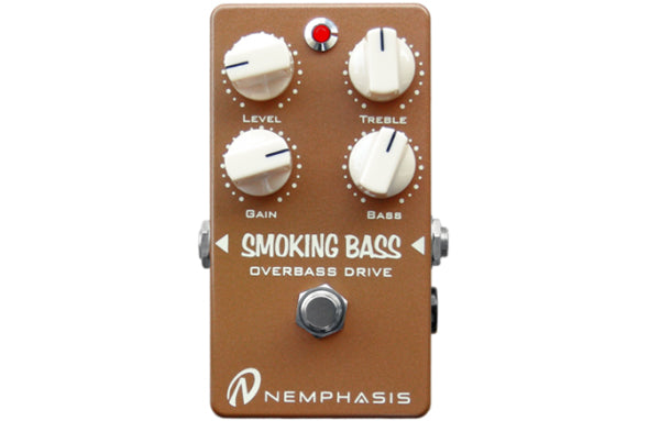 Nemphasis Smoking Bass Overdrive - The Bass Gallery