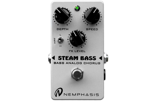 Nemphasis Steam Bass Analog Chorus - The Bass Gallery