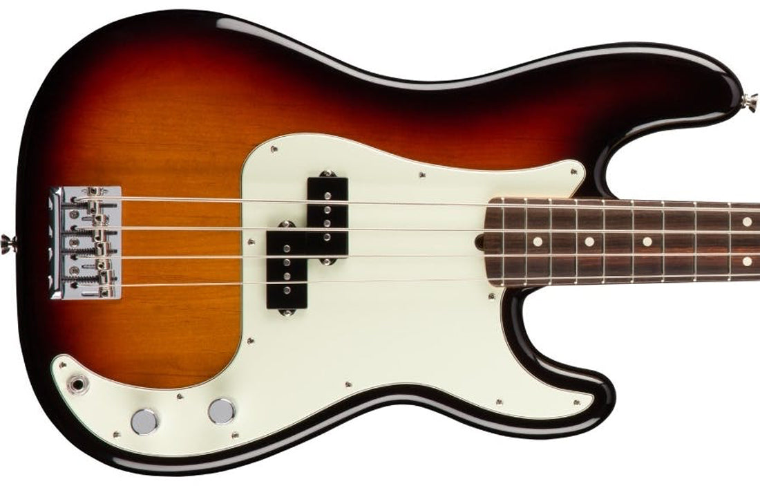 Fender American Pro Precision Bass - The Bass Gallery