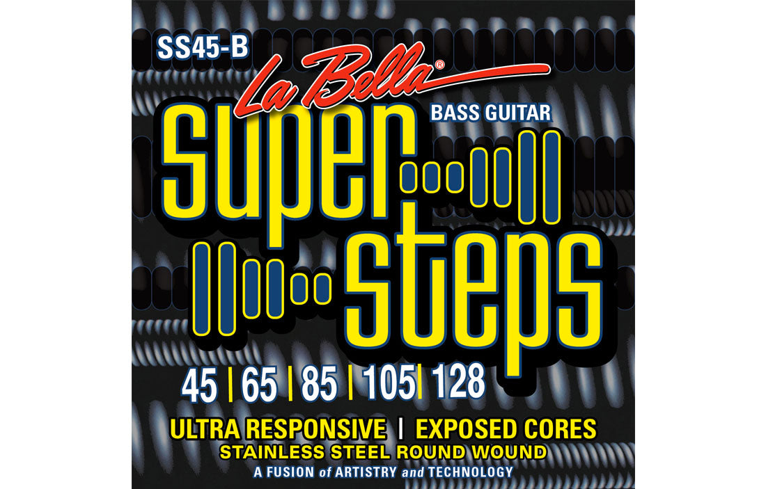 LaBela Super Steps 5 String - The Bass Gallery