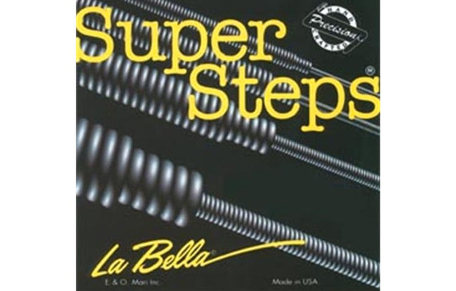 La Bella SuperSteps - The Bass Gallery