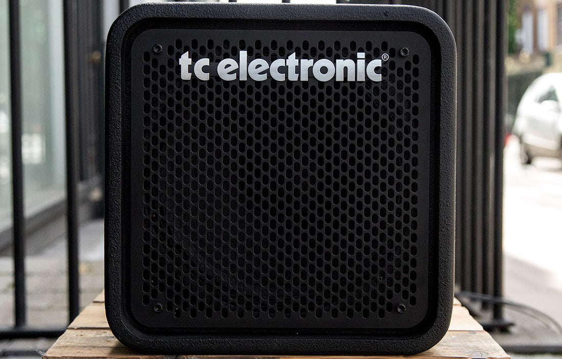 TC Electronic RS112 - The Bass Gallery