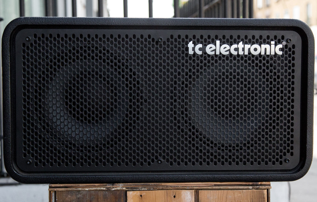 TC Electronic RS210 - The Bass Gallery