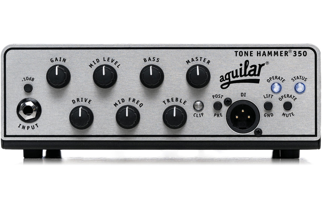 Aguilar Tone Hammer 350 - The Bass Gallery