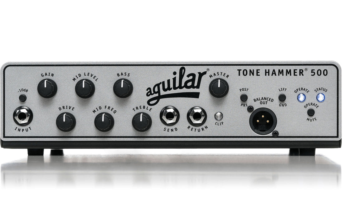 Aguilar Tone Hammer 500 - The Bass Gallery