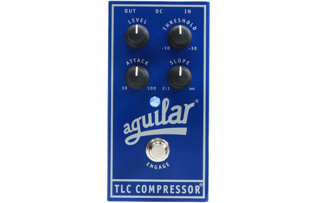 Aguilar TLC Compressor - The Bass Gallery