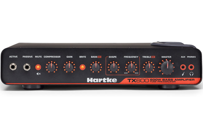 Hartke TX600 - The Bass Gallery