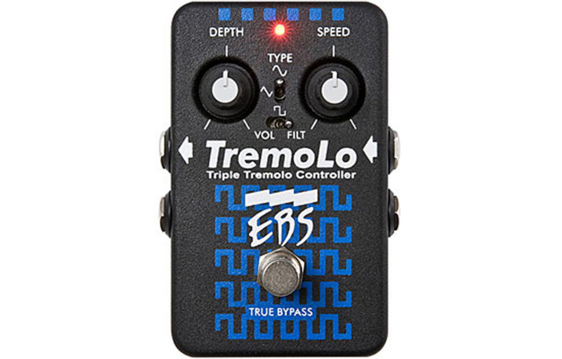 EBS TremoLo - The Bass Gallery