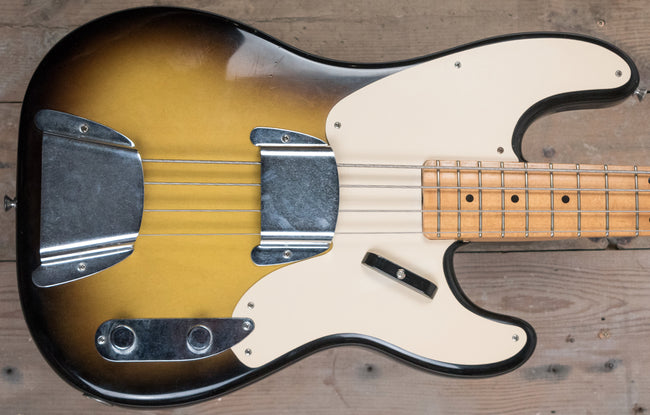 Fender CS Master Built 55 Precision Bass