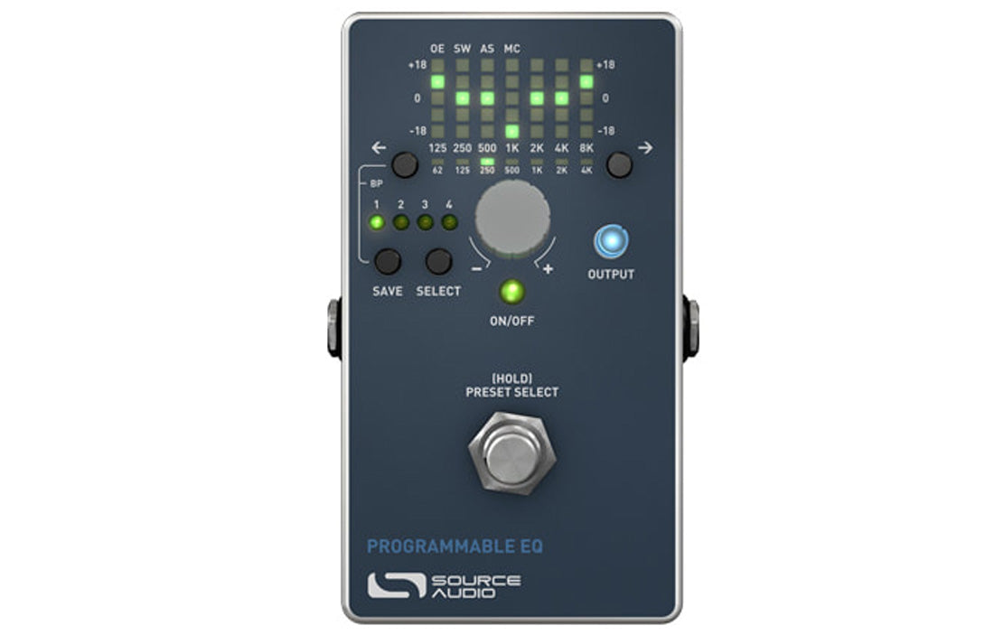 Source Audio Programable EQ