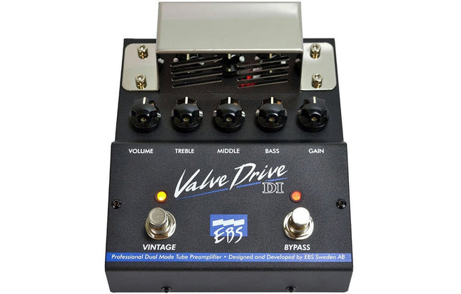 EBS ValveDrive DI - The Bass Gallery