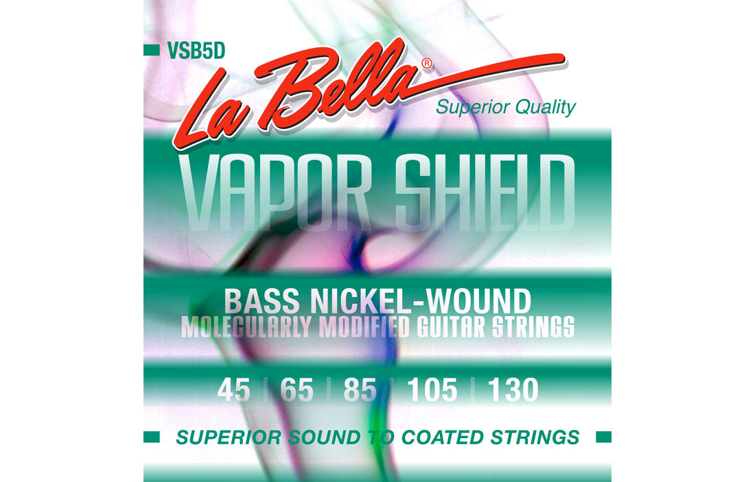 LaBella Vapor Shield 5 String - The Bass Gallery