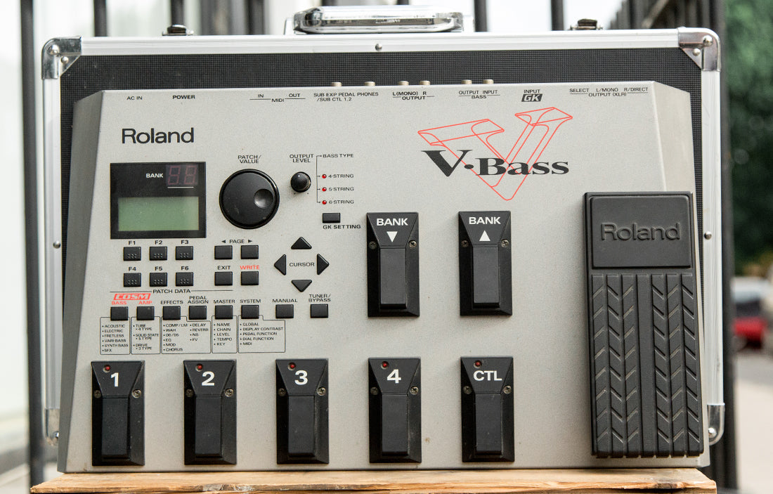 Roland V-Bass - The Bass Gallery
