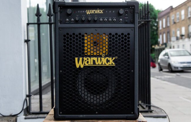 Warwick Cube 100S (EX-DEMO) - The Bass Gallery
