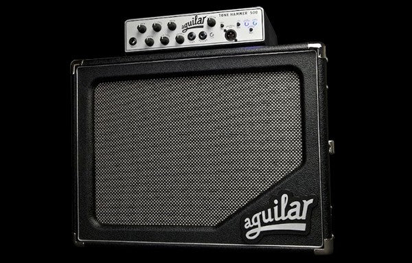 Aguilar Tone Hammer 500 + SL112 - The Bass Gallery