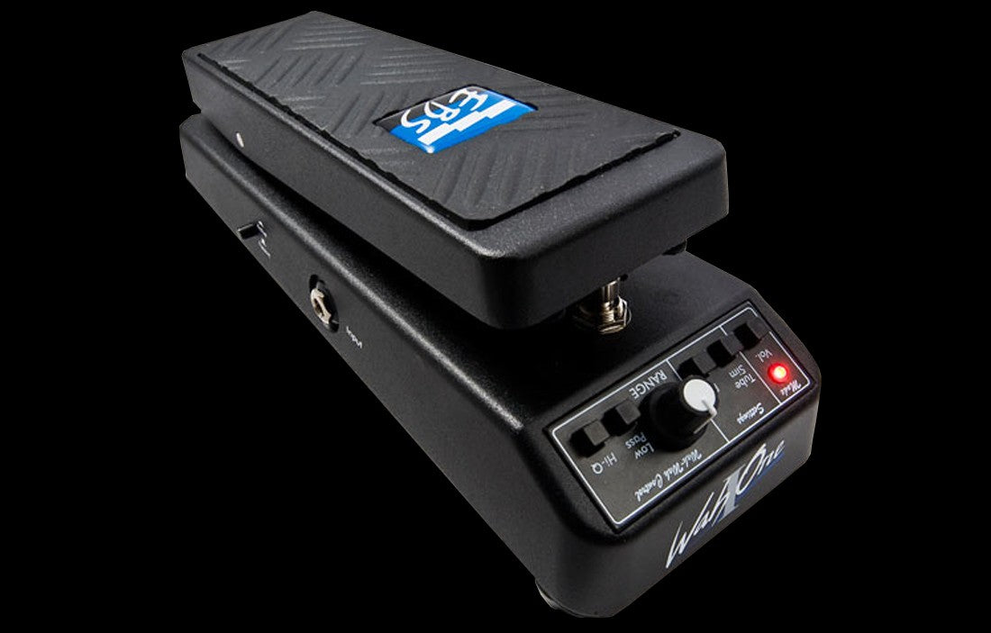 EBS WahOne Wah-wah Pedal for Bass - The Bass Gallery