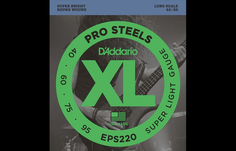 D'Addario EPS220 - The Bass Gallery