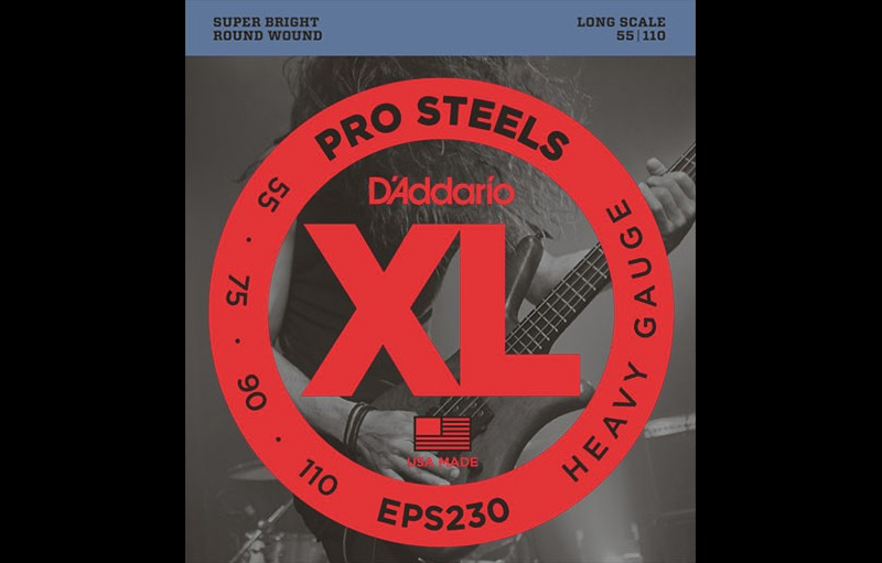 D'Addario EPS230 - The Bass Gallery