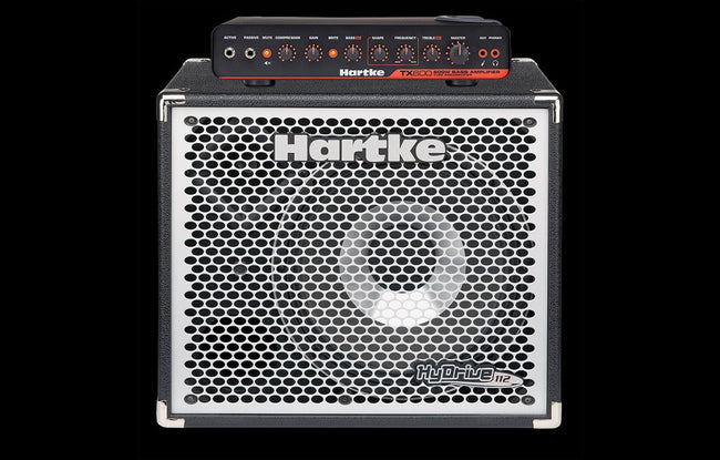 Hartke TX600 + HyDrive 112 Rig - The Bass Gallery