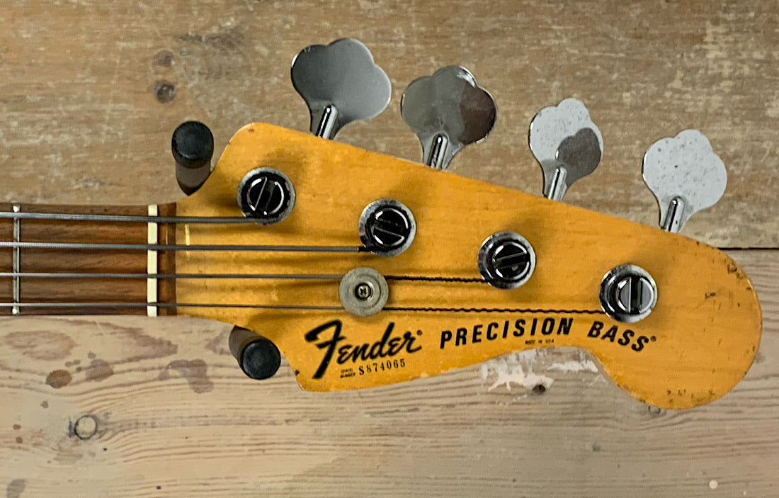Fender 1978 Precision Bass