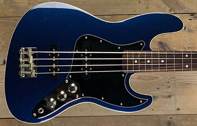 Fender MIJ Aerodyne Jazz Bass