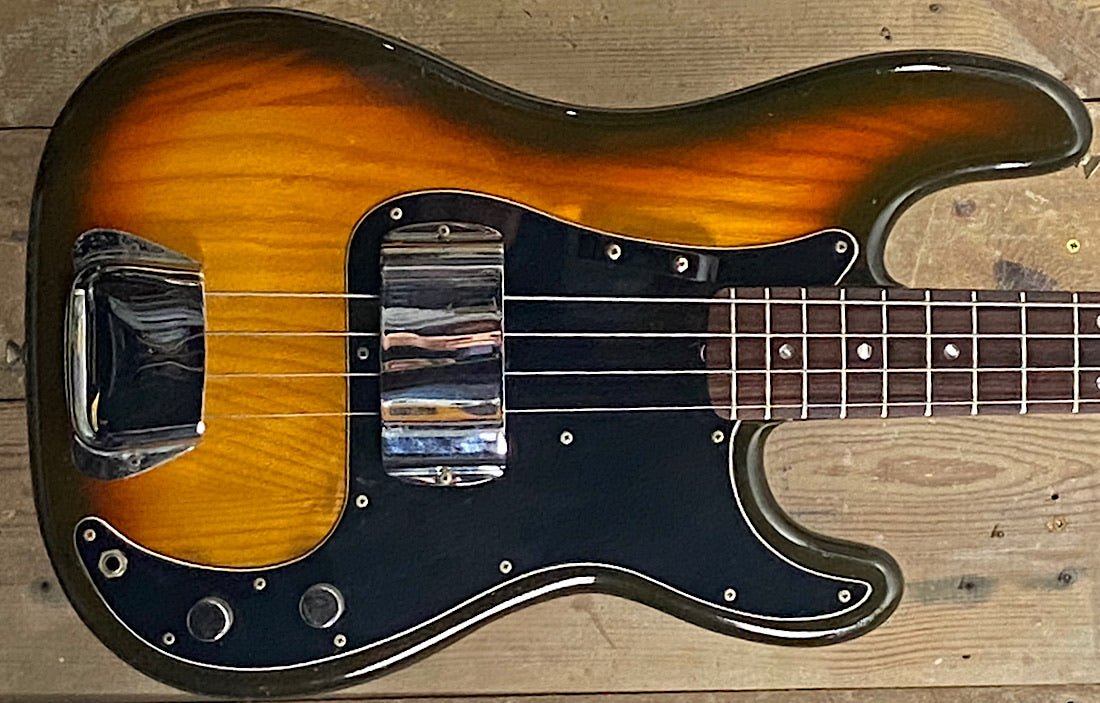 Fender Precision Bass 1978