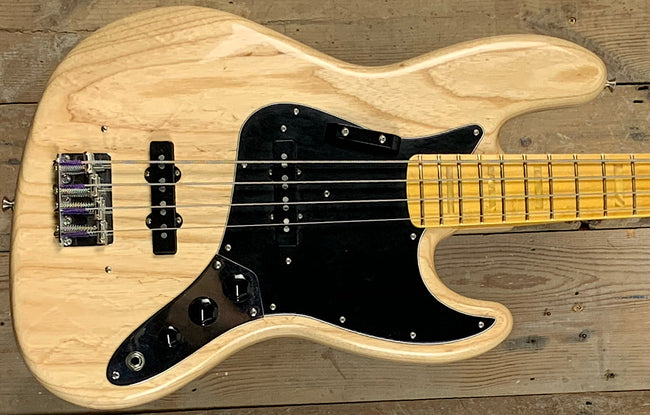 Fender Custom Shop 70s Jazz Bass Light Relic