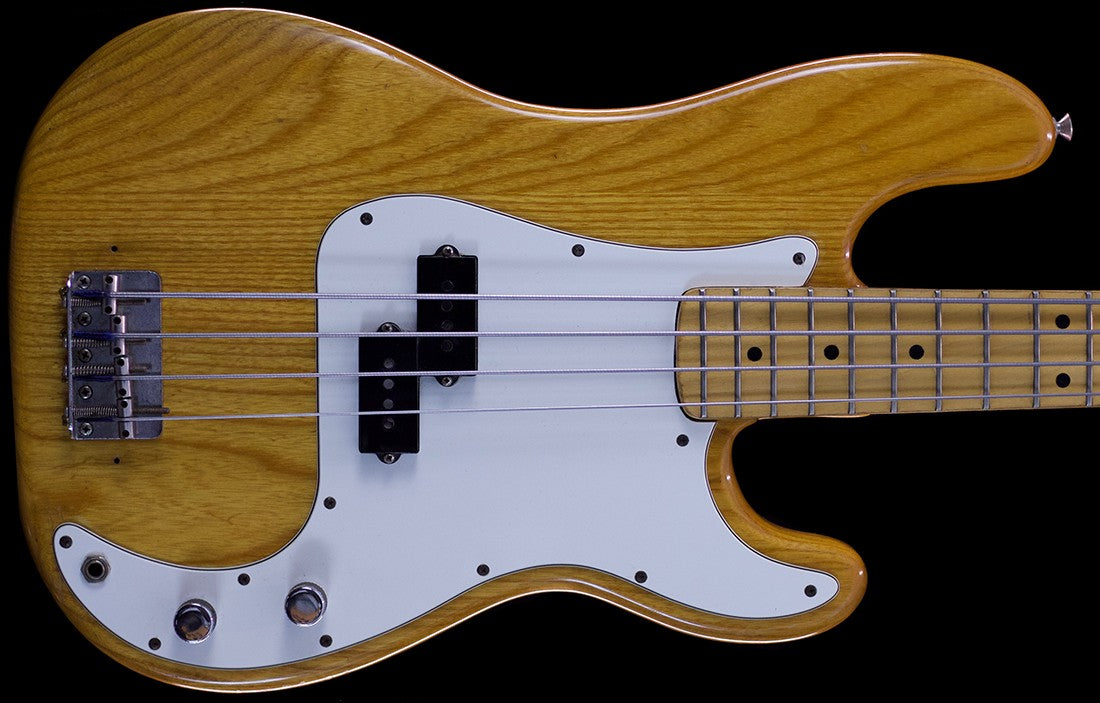 Fender Precision 1973 - The Bass Gallery