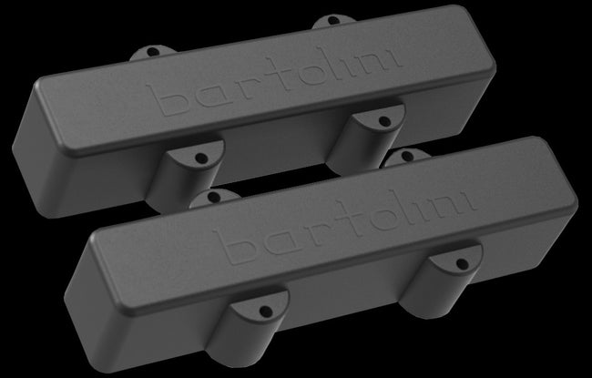 Bartolini 4 String Jazz Pickups (Set) - The Bass Gallery