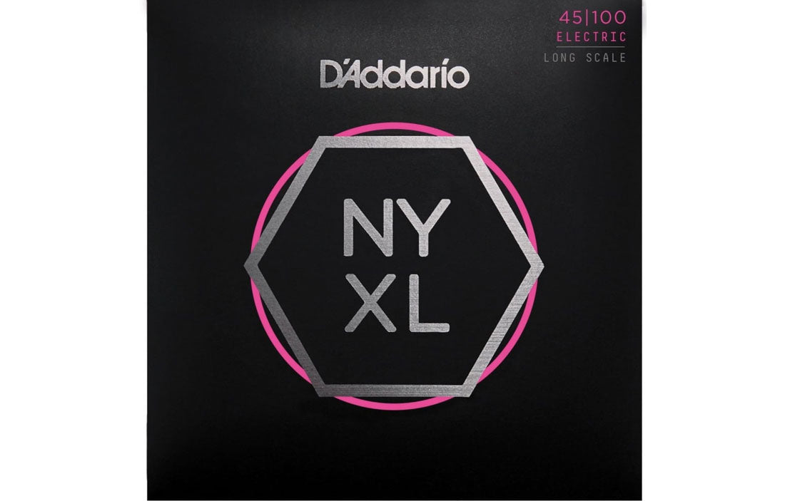 D'addario NYXL45100 - The Bass Gallery