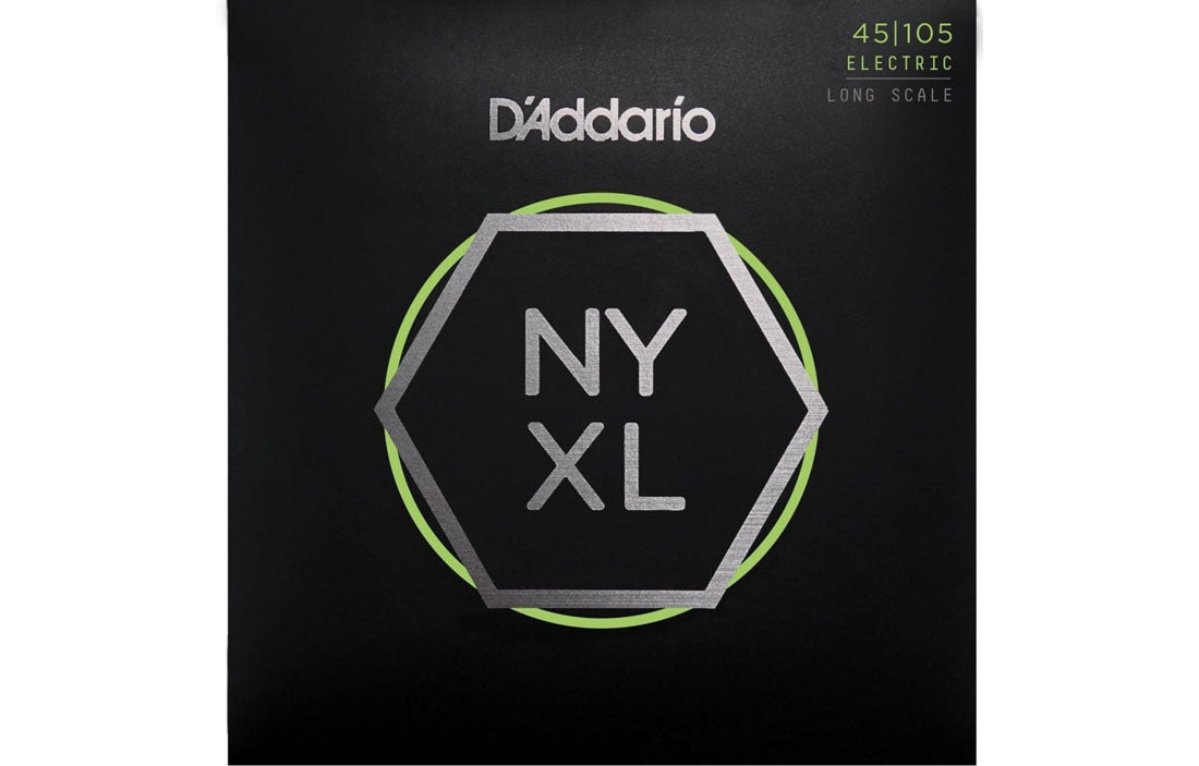 D'addario NYXL45105 - The Bass Gallery