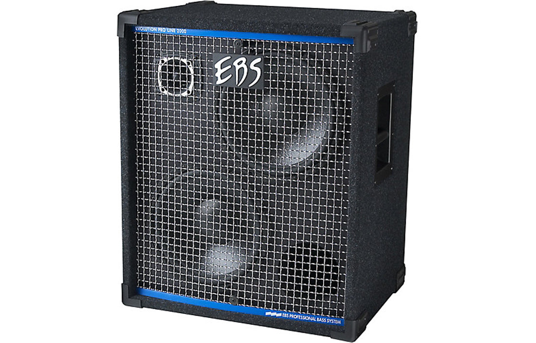 EBS ProLine 212 - The Bass Gallery