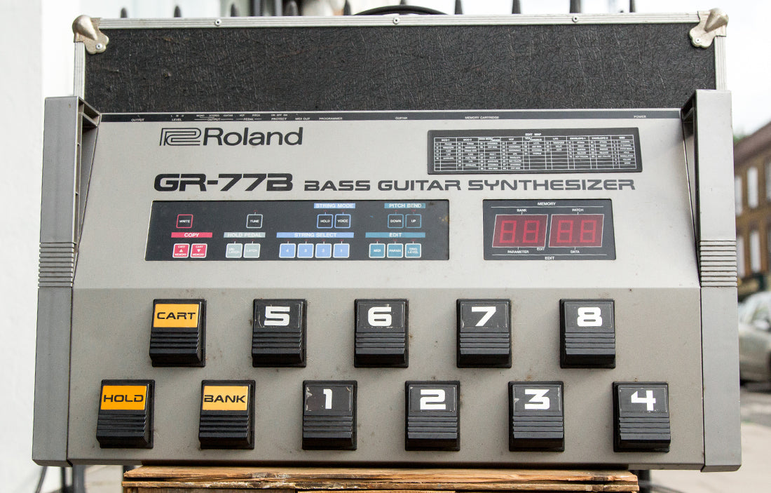 Roland GR-77B - The Bass Gallery