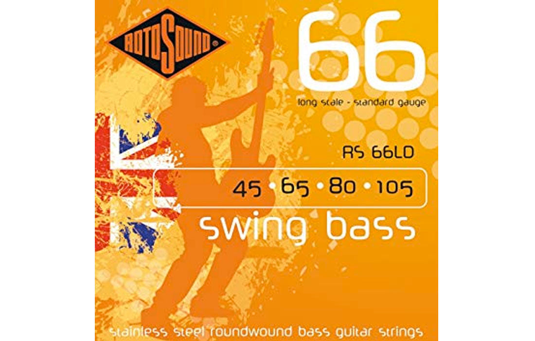Rotosound Swing Bass 66 - The Bass Gallery