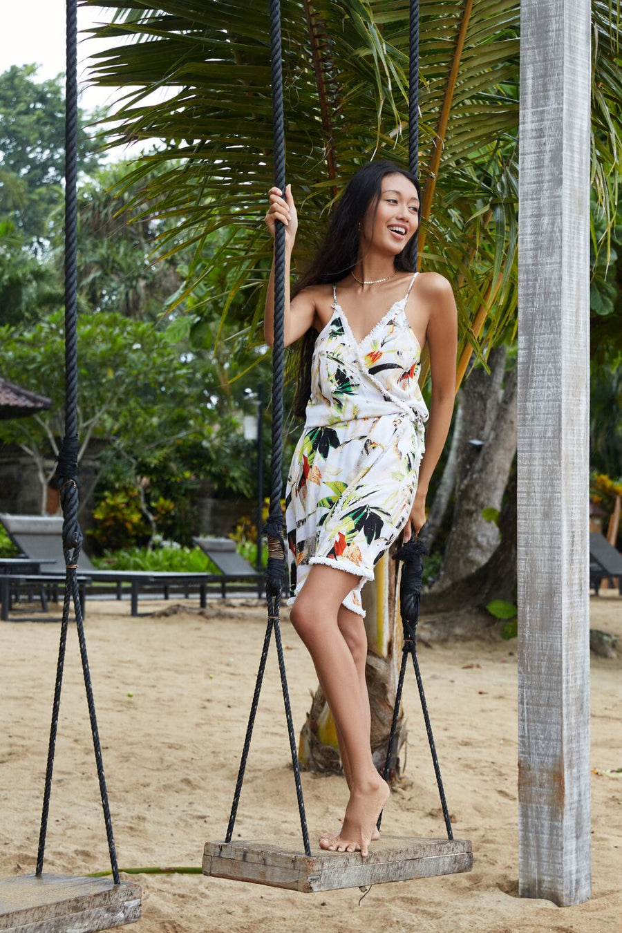 Mahalo Wrap Dress