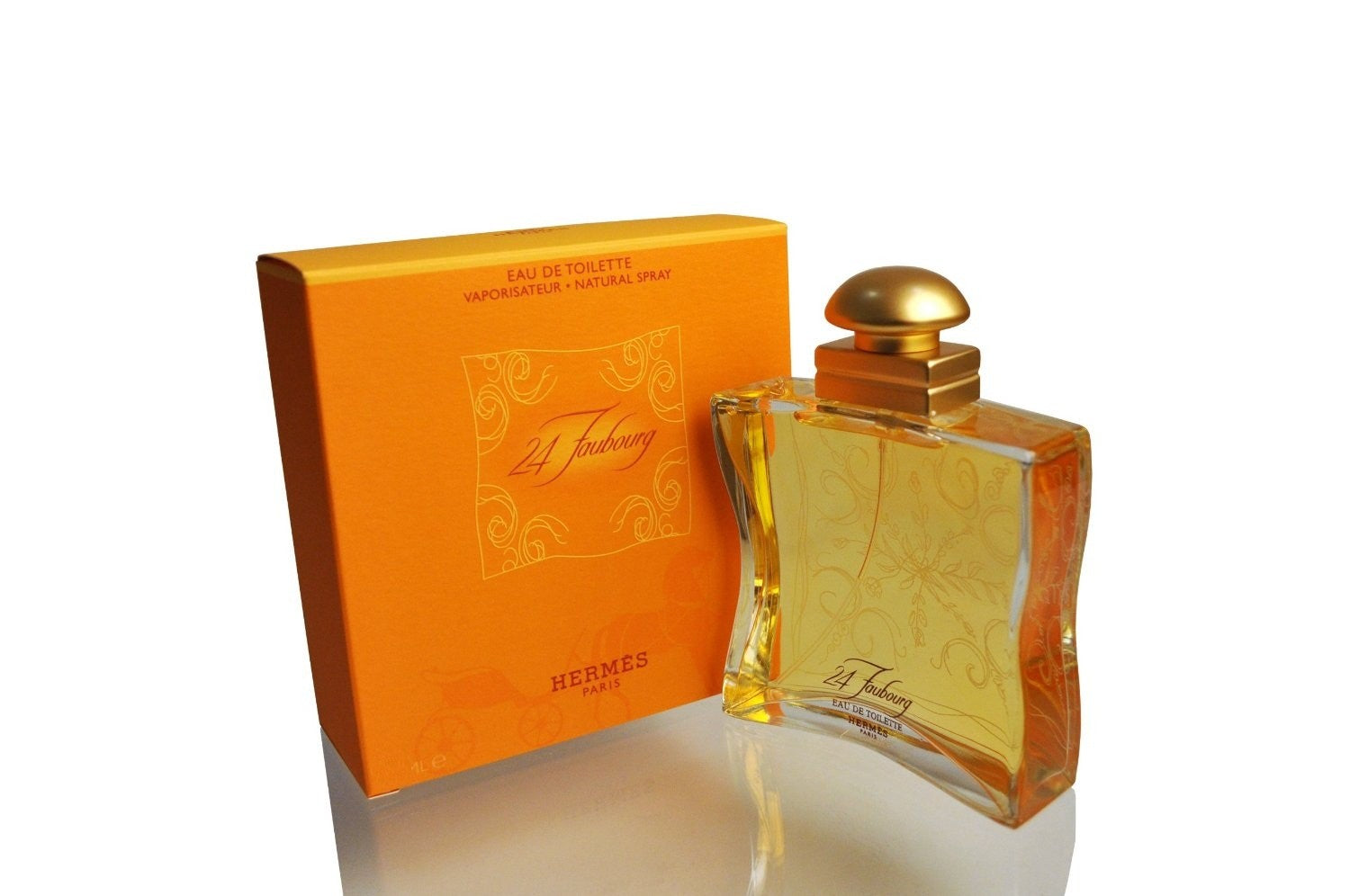 1a42a43165a Hermes 24 Faubourg 50ml EDT (L) SP - PriceRiteMart