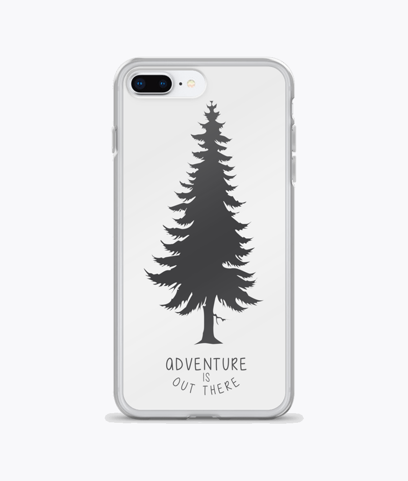 Adventure is out there iPhone Cases - Hipsters Wonderland - Tumblr Clothing - Tumblr Accessories- Aesthetic Clothing - Aesthetic Accessories - Hipster's Wonderland - Hipsterswonderland