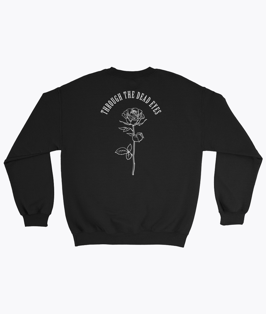 Dead Dreams Sweatshirt - Hipsters Wonderland - Tumblr Clothing - Tumblr Accessories- Aesthetic Clothing - Aesthetic Accessories - Hipster's Wonderland - Hipsterswonderland
