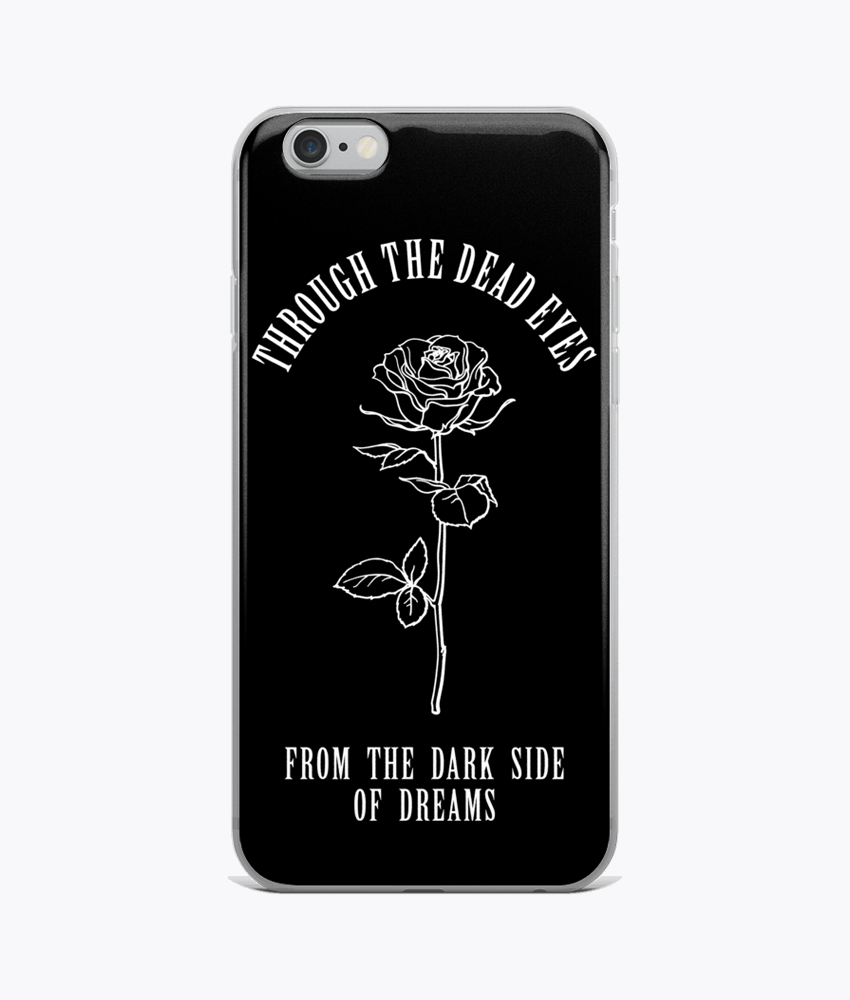 Dead Dreams iPhone Cases - Hipsters Wonderland - Tumblr Clothing - Tumblr Accessories- Aesthetic Clothing - Aesthetic Accessories - Hipster's Wonderland - Hipsterswonderland