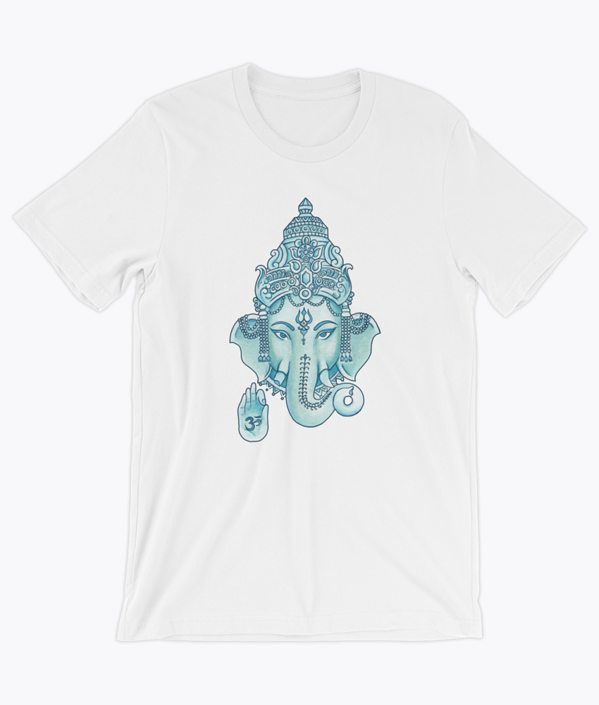 Ganesha T-Shirt - Hipsters Wonderland - Tumblr Clothing - Tumblr Accessories- Aesthetic Clothing - Aesthetic Accessories - Hipster's Wonderland - Hipsterswonderland