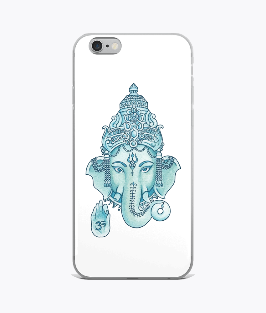 Ganesha iPhone Cases - Hipsters Wonderland - Tumblr Clothing - Tumblr Accessories- Aesthetic Clothing - Aesthetic Accessories - Hipster's Wonderland - Hipsterswonderland
