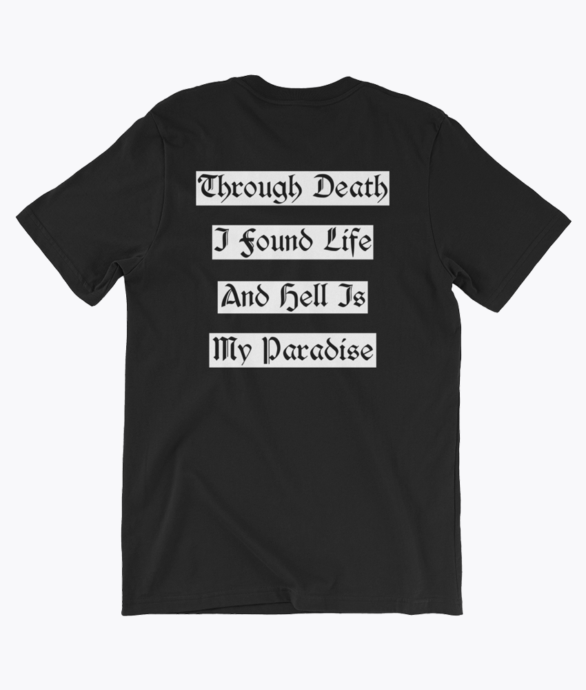 I Found Life  T-Shirt - Hipsters Wonderland - Tumblr Clothing - Tumblr Accessories- Aesthetic Clothing - Aesthetic Accessories - Hipster's Wonderland - Hipsterswonderland