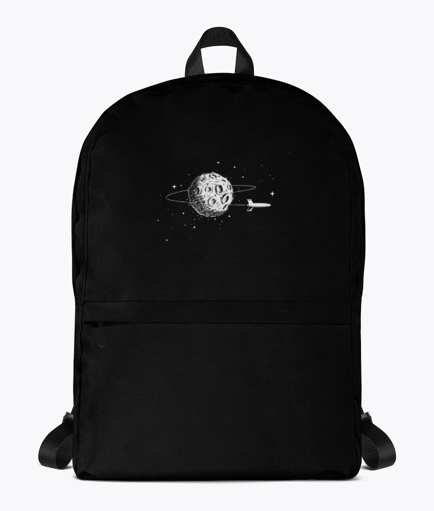 Leaving the Moon Backpack - Hipsters Wonderland - Tumblr Clothing - Tumblr Accessories- Aesthetic Clothing - Aesthetic Accessories - Hipster's Wonderland - Hipsterswonderland