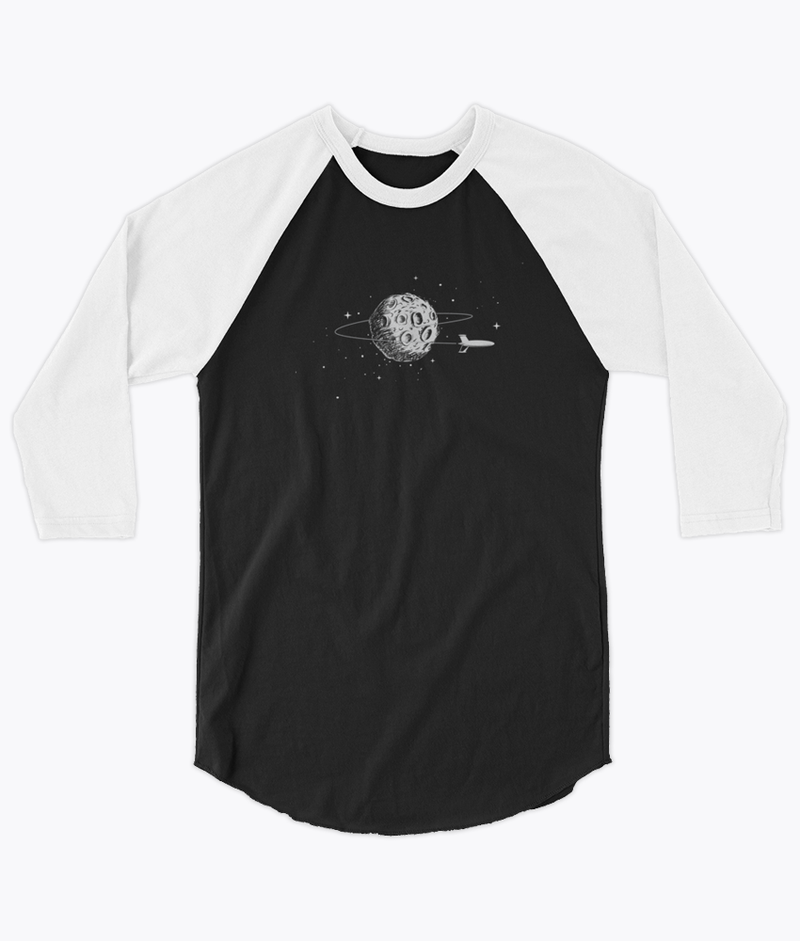 Adventure is out there Unisex Raglan